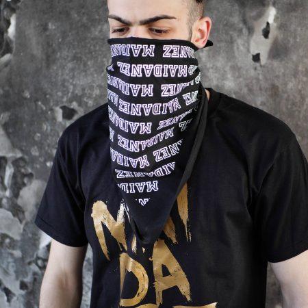 bandana neagra